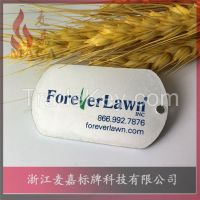Custom Metal Tags for clothing Jewelry handbags