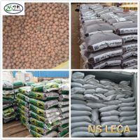 Expanded Clay pebbles as growing media for Gardening and Hdroponics