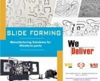 STRIP & WIRE METAL FORMING TECHNOLOGY SOLUTIONS