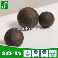 Forged grinding steel ball for mill