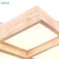 SL H0757 wood lamp ceiling lamp chinese traditional ceiling light living room lamp bedroom light dining room lamp simple lamp fixture
