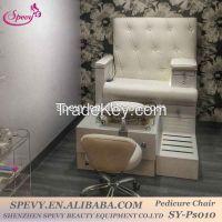 Nail salon spa equipment classic foot pedicure chair