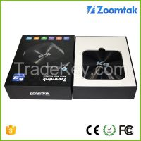 Streaming tv box Zoomtak K9 media player Android TV Box Xbmc tv box