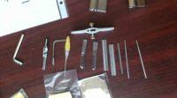 Impression set of Kalle Kilit 257 , Apecs 14 pin , Laser, China, English, Finnish locks !