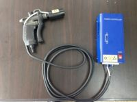 Ionizing Air gun - (with DC-Power Controller)
