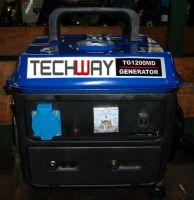 950w Gasoline Generator