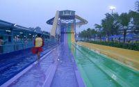 .Water Amusement Park Equipment Slide Board Colorful Speed Slide Adult Children HLWATER-4