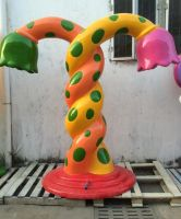 .Water Park Equipment Spraying Water Amusement Park Children Goods Cute Good Quality Negotiable HLWATER-17