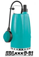 (SDL400C-32A) Cheatest Stainless Steel Garden Clean Water Submersible Pump with Plastic Bottom