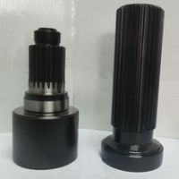 Spline Shaft Stub 169110 1673460 40-1722 PT1420 for scania Ponteiras Deslizantes Driveshaft Parts