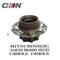 BPW axle wheel hub,0327248930