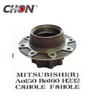 Mitsubishi Truck wheel hub in axle, MC 804771/ MC870900/ MC870901