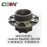 42411-6803, HINO wheel hub in auto parts