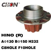 42411-1130, HINO (R) wheel hub in auto parts
