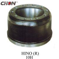 Hino brake drum 43512-2830 truck parts