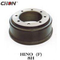 Hino brake drum 43512-1750 truck brake parts