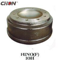 Hino brake drum 43512-3490 truck parts