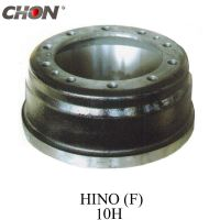 Hino brake drum 43512-4090 truck parts