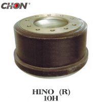 Hino brake drum 43512-1720 truck parts