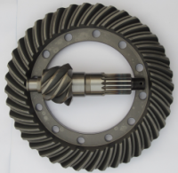 Crown wheel and pinion for Hino truck, OE NO: 41201-1163