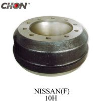 brake drum for Nissan 40206-90119 UD truck parts UD6 front axle