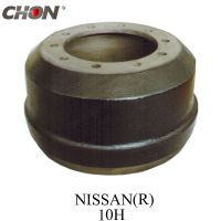 brake drum for Nissan 43207-90119 UD truck parts CW520 rear axle