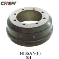 brake drum for Nissan 40206-90111 UD truck parts UD6 front axle