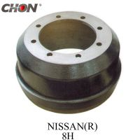 brake drum for Nissan 43207-90107 UD truck parts UD6 rear axle