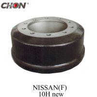 brake drum for Nissan 40206-90167 UD truck parts UD315 front axle