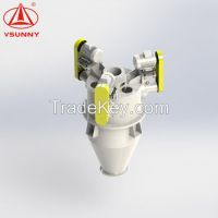 Turbo Air Classifier for making micro powder