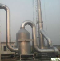 Air Pollution Control Device for Steel Rolling Mills