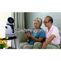 Humanoid Smart Robot For Wellness Detection with Mini Camera for Android App Remote Control