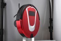 Wholesale of OEM High Quality Smart Robot Vacuum Cleaner with LED Touchscreen CE, CB, RoSH Approved