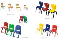 Desk and chair for children