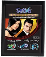 Sativa Hair Color Shampoo