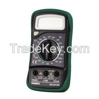 New MAS830L+ Digital Multimeter Small and Multifunctional