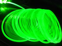 free  sample side glow fiber optic for lighting