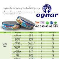 Ognar Canned Tuna