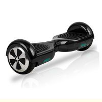 Dual Wheel Rechargeable Electric Drifting Hoverboard Scooter with LED Light