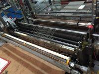 Plastic Film Cutting And Bottom Seal Machine