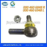 truck steering system tie rod end for benz volvo scania isuzu fuso hino