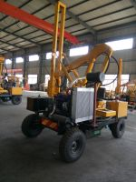 With best cooler ramming/drilling/extracting pile drivers