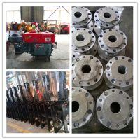Crawler diesel engine operating hydraulic solar power pile driver