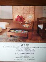 Teak wood furniture Bedroom set