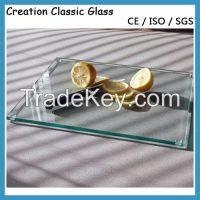 2016 New Designed Tempered Glass Cutting Board