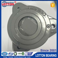 Flanged bearing housing 722500 DA/DB Series 722513 DB for self aligning balls or roller bearings with adapter sleeve