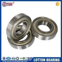 Deep groove ball bearings 6000-6319