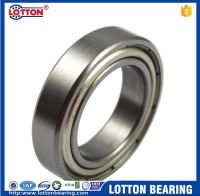 SS6006 Stainless Steel Deep Groove Ball Bearings
