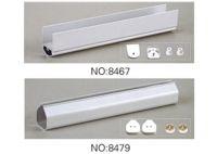 aluminium curtain rails, aluminium profiles, aluminium extrusion profiles, aluminium extrusions