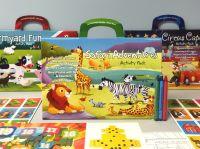 Kids Menu Children's Activity Packs